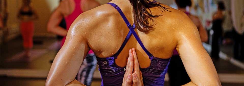 New Yoga studio is now open!